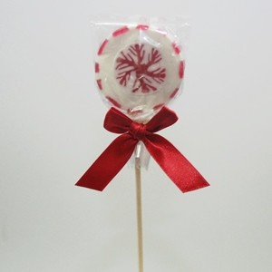 Lollypop Schneeflocke