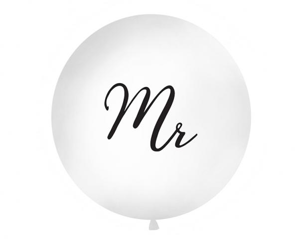 Jumbo-Ballon Mr