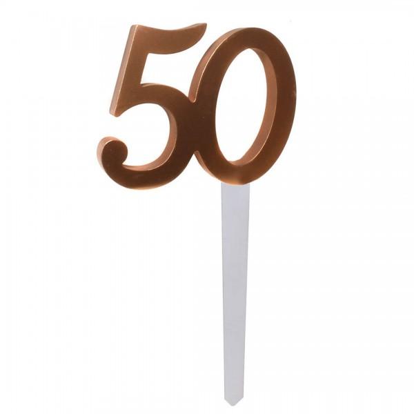Stecker Zahl 50