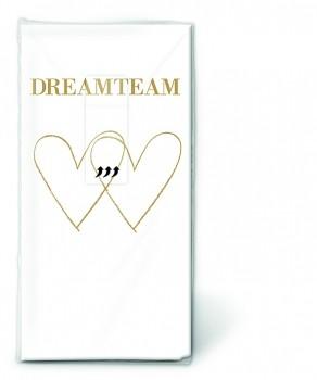 Taschentücher Dreamteam