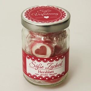 Candys Herzblatt