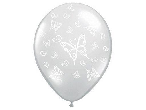 Luftballon Schmetterlinge