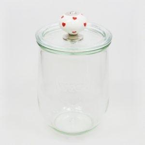 Candybarglas Tulpe 1062 ml