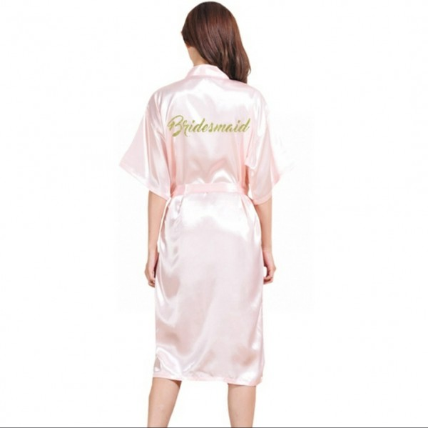 Morgenmantel Kimono Bridesmaid