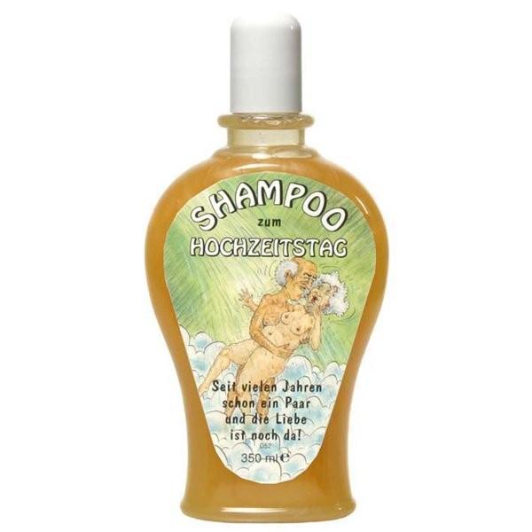 Shampoo Hochzeitstag