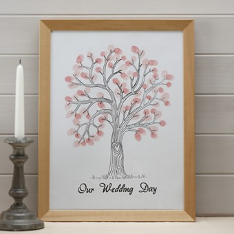 Wedding Tree Pink
