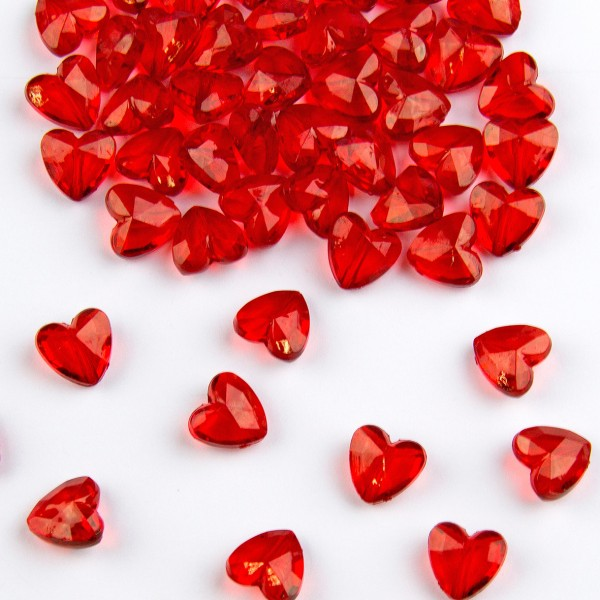 Streuteile Red Hearts