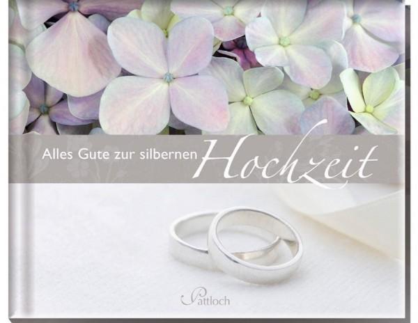 Buch Silberne Hochzeit