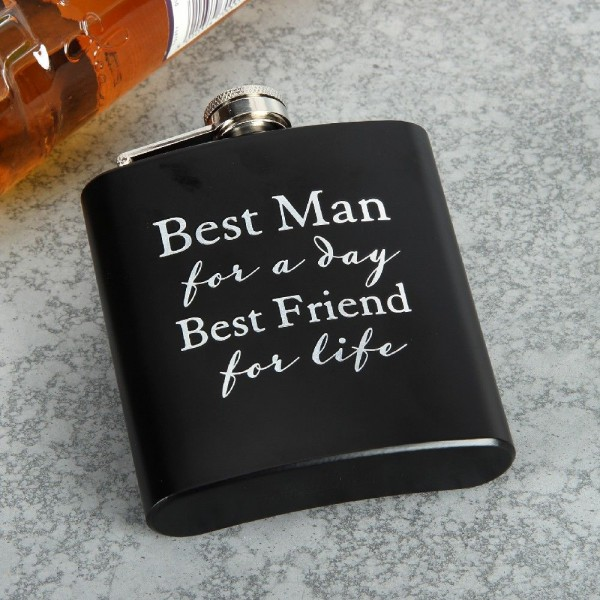 Flachmann Best Man