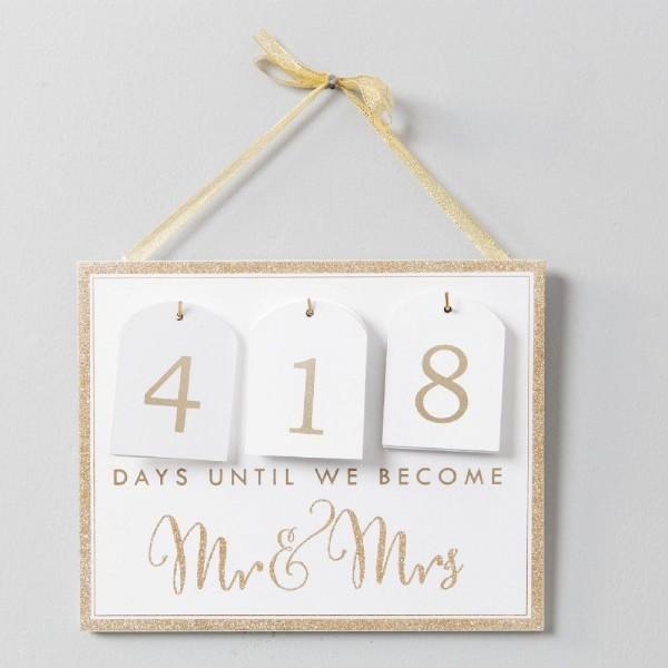 Countdown Kalender Always & Forever