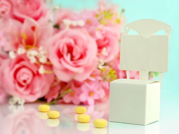 Geschenkbox Sessel
