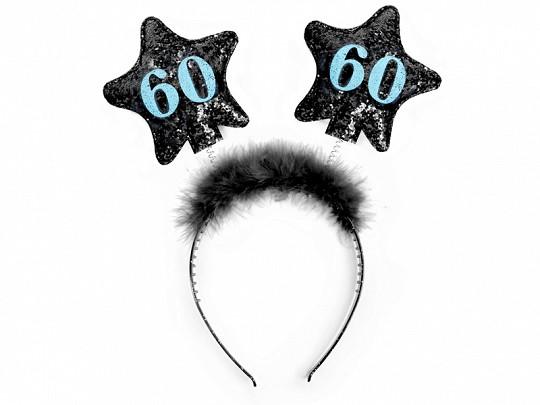 Haarreifen 60