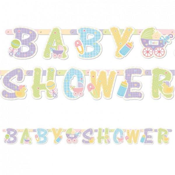 Banner Babyshower