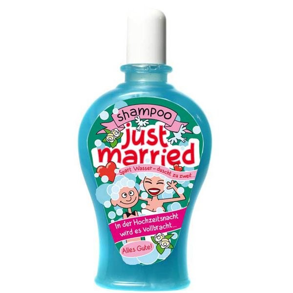 Shampoo Just Married