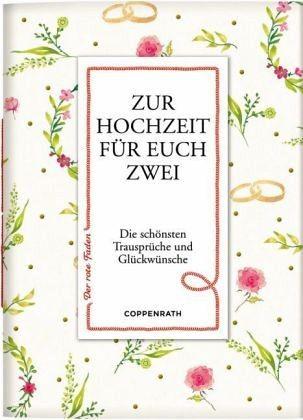 Buch Zur Hochzeit für euch zwei