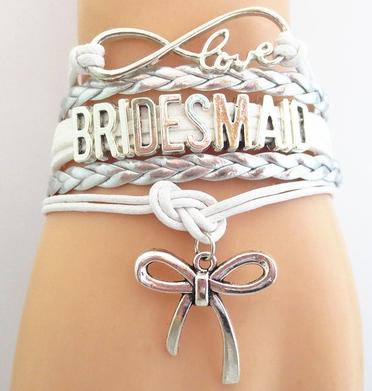 Armband Brautjungfer