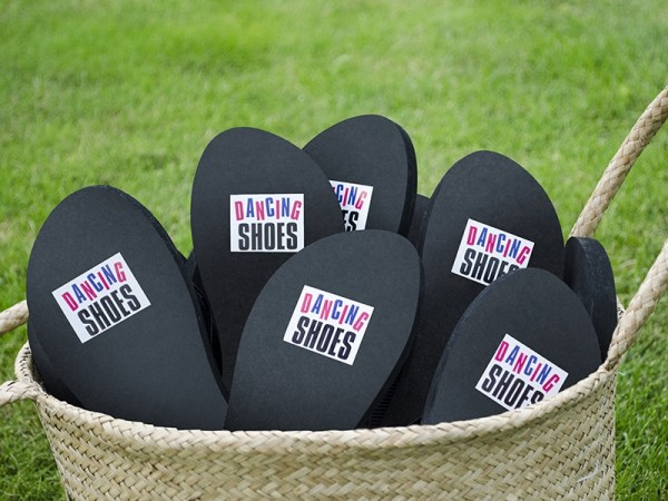 Dancing Shoes Schuh-Sticker