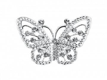Brosche Schmetterling