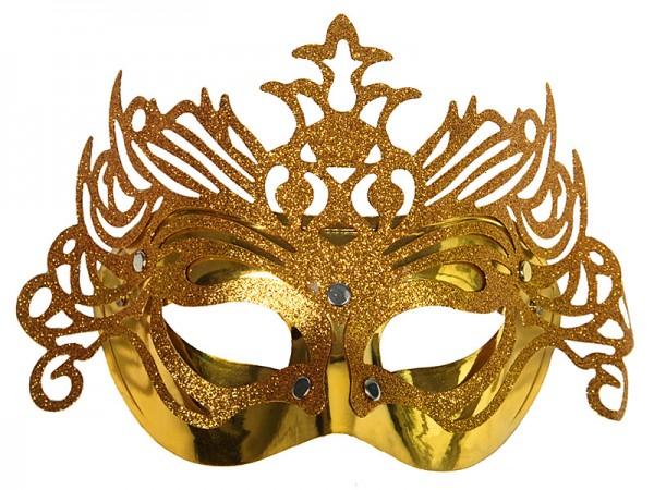 Maske Goldene Pharaonin