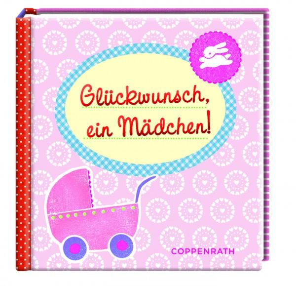 Buch Glückwunsch Mädchen