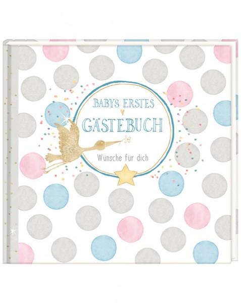 Babys erstes Gästebuch - Wünsche für Dich