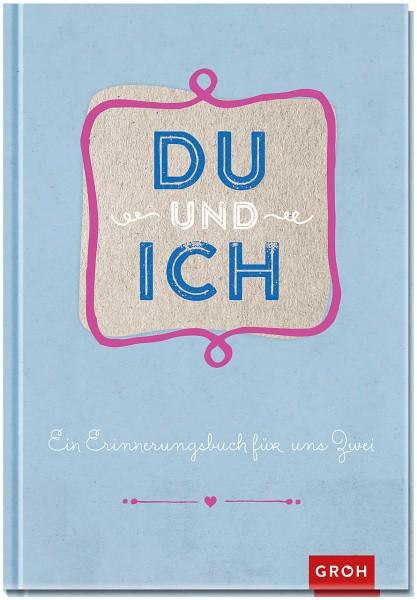 Erinnerungsbuch Du und Ich