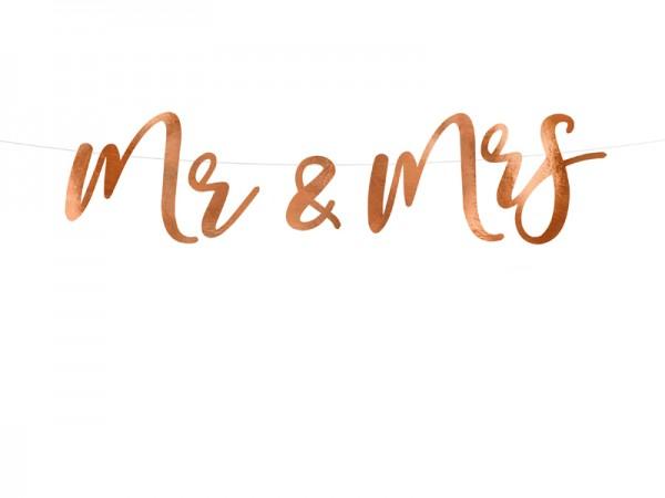 Banner Mr. & Mrs. Rosé