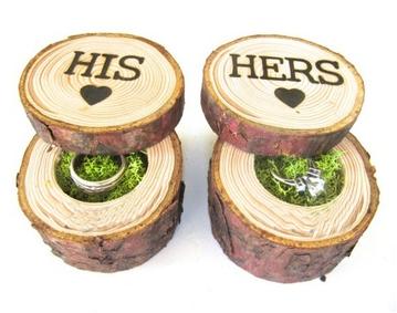 Ringdosenset His/Hers