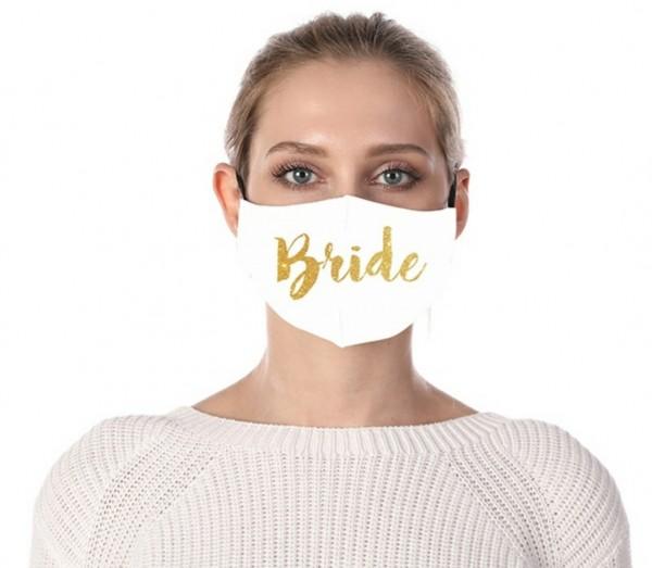 Mund-Nasen-Schutz Gesichtsmaske Bride