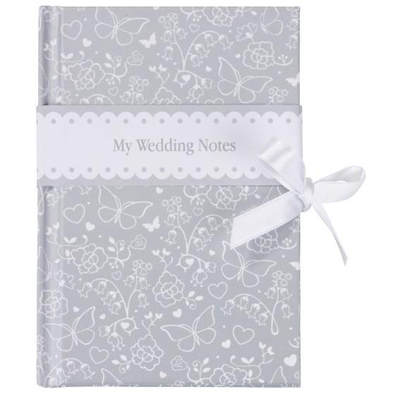 Hochzeits-Notizbuch