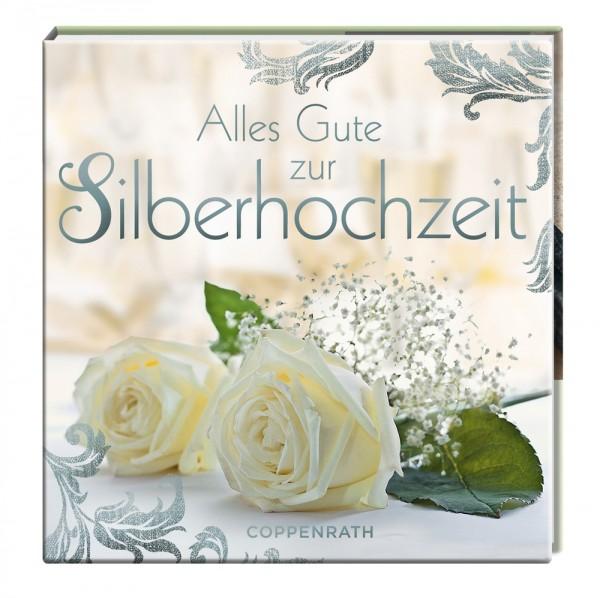 Geschenkbuch Silberhochzeit