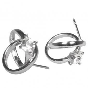 Kerzen-Pin Diamant
