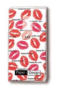 Taschentücher Lippen