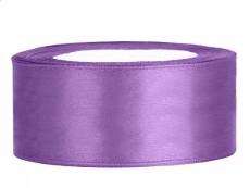 Satinband Violett
